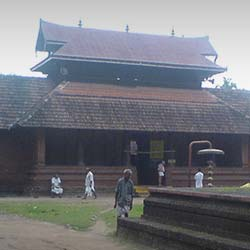 Annapoorneshwari Temple in Kudremukh