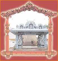 Annapoorneshwari Temple in Kudremukh