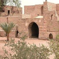 Aqaba Castle in Aqaba