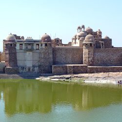 Archaeological Museum in Chittorgarh
