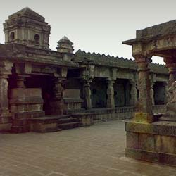 Ardhanari Temple in Mandi
