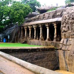 Arjunas Penance in Mahabalipuram