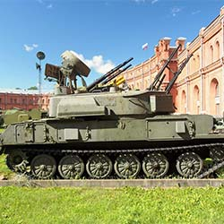 Artillery Museum in Nashik