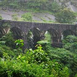 Aryankavu in Kollam