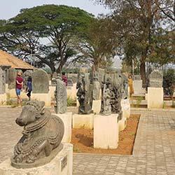 ASI Halebeedu Museum in Hassan