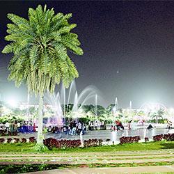 Atal Bihari Vajpayee Regional Park in Indore