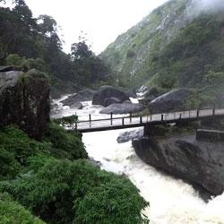Attukal Waterfall in Idukki