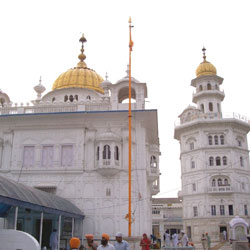 Baba Bakala Gurdwara in