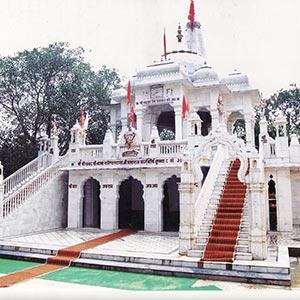 Baba Rameshwar Dass Temple in Karnal