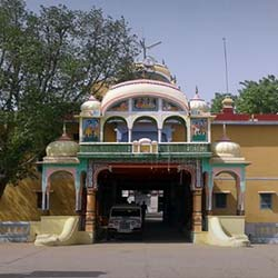 Baba Rameshwar Dass Temple in Karnal