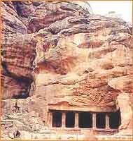 Badami Cave in Badami