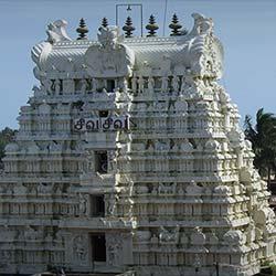 Badrakaliamman Temple in Rameswaram