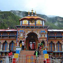 Badrinath Temple in Badrinath