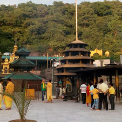 Baglamukhi Temple in Kangra