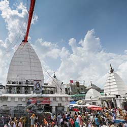 Baidyanath Temple in Deoghar