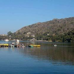 Balsamand Lake in Jodhpur