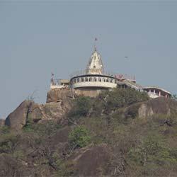 Bambleshwari Temple in Bhilai
