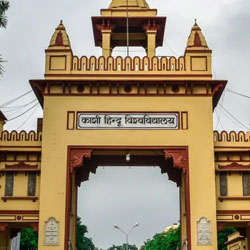 Banaras Hindu University in Varanasi