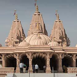 BAPS Shree Swaminarayan Mandir in Rajkot