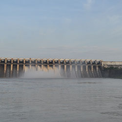 Bargi Dam in Jabalpur