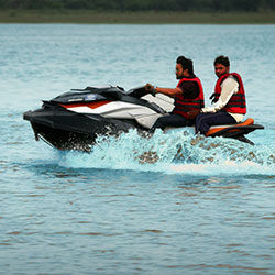 Barkul Water Sports in Puri