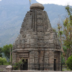 Basheshwar Mahadev Temple in Kullu