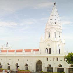 Basilica of the Holy Redeemer in Trichy