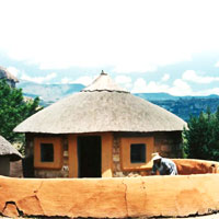 Basotho Cultural Village in Free State