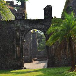 Bassein Fort in
