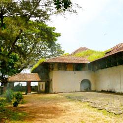 Bastion Bunglow in Ernakulam