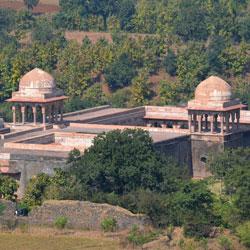 Baz Bahadur's Palace in Dhar