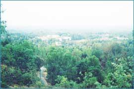 Beeramale Hill in Puttur