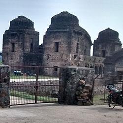 Begum Mahal in Mandla