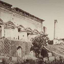 Begum Samrus Palace in New Delhi