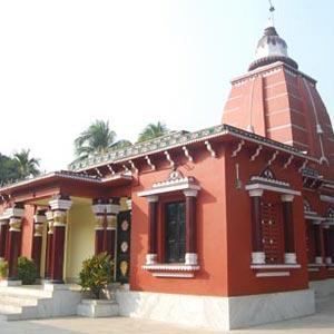 Benu Ban Bihari Temple in Agartala