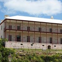Bermuda Maritime Museum in Hamilton