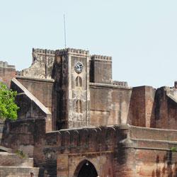 Bhadra Fort in Ahmedabad