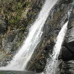 Bhagsunag Waterfall in Dharamshala
