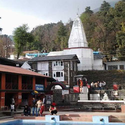 Bhagsunath Temple in Kangra