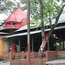 Bhairabi Temple in Tezpur