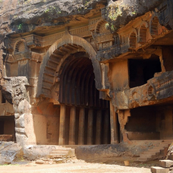 Bhaja Caves in Lonavala