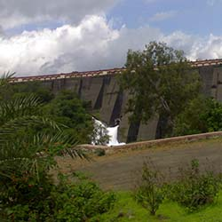 Bhandardhara Dam in Ahmednagar