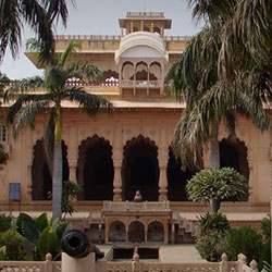 Bharatpur Government Museum in Bharatpur