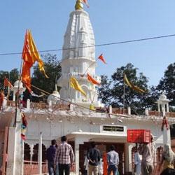 Bhartrihari Temple in Alwar
