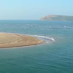 Bhatye Beach in Ratnagiri