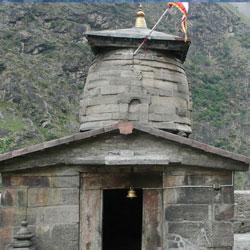 Bhavishya Badri Temple in Badrinath