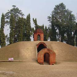 Bahikhowa Maidam in Dibrugarh