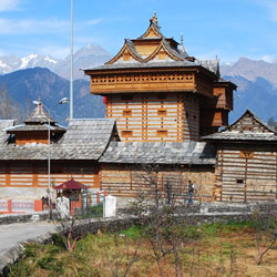Bhimakali Temple in Kinnaur