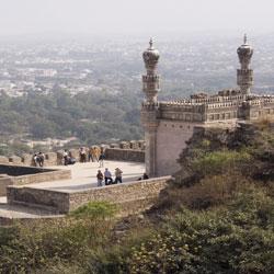 Bhismak Fort in Lohit
