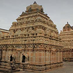 Bhoganandishwara Temple in Bangalore